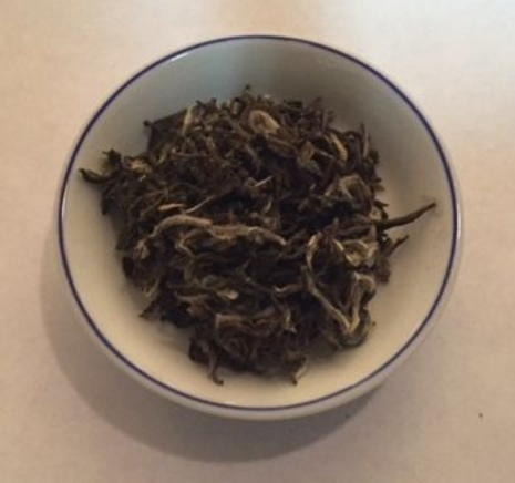 White Monkey Paw Green Tea
