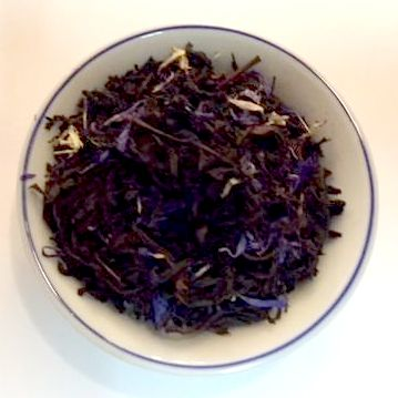 Creme de la Earl Grey tea