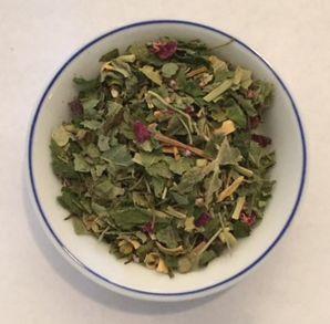 evening jazz herbal tea