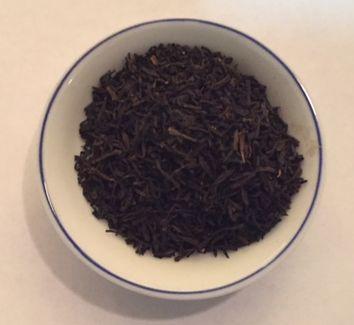 Keemun Panda china black #1 black tea