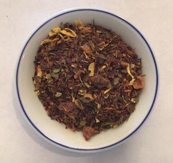 Apple Pear Tulsi Herbal Tea