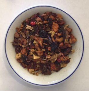 Baked Apple Pie Herbal Tea