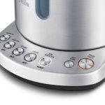 breville tea kettle controls