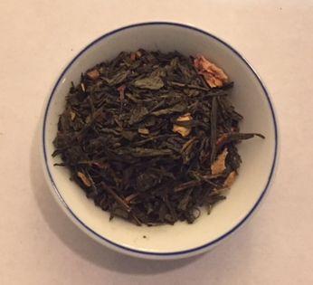 cinnamon siba green tea
