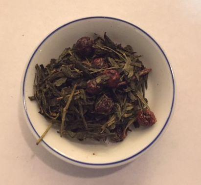 Cranberry Cocktail Green Tea