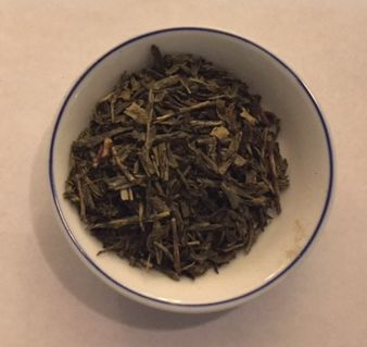 sencha decaf green tea