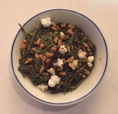 genmaicha roasted rice green tea