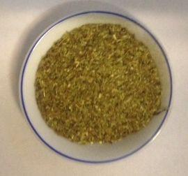 lemon ginger yerba maté herbal tea