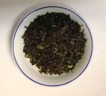 margarets hope darjeeling second flush green tea