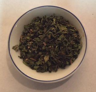 mint melody green tea