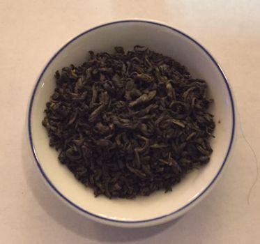 organic gold dragon jasmine green tea