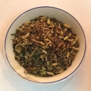 organic stomach well-being rooibos